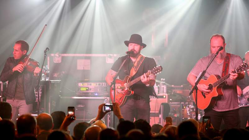 Zac Brown is kicking off the Fourth of July with a live stream concert.