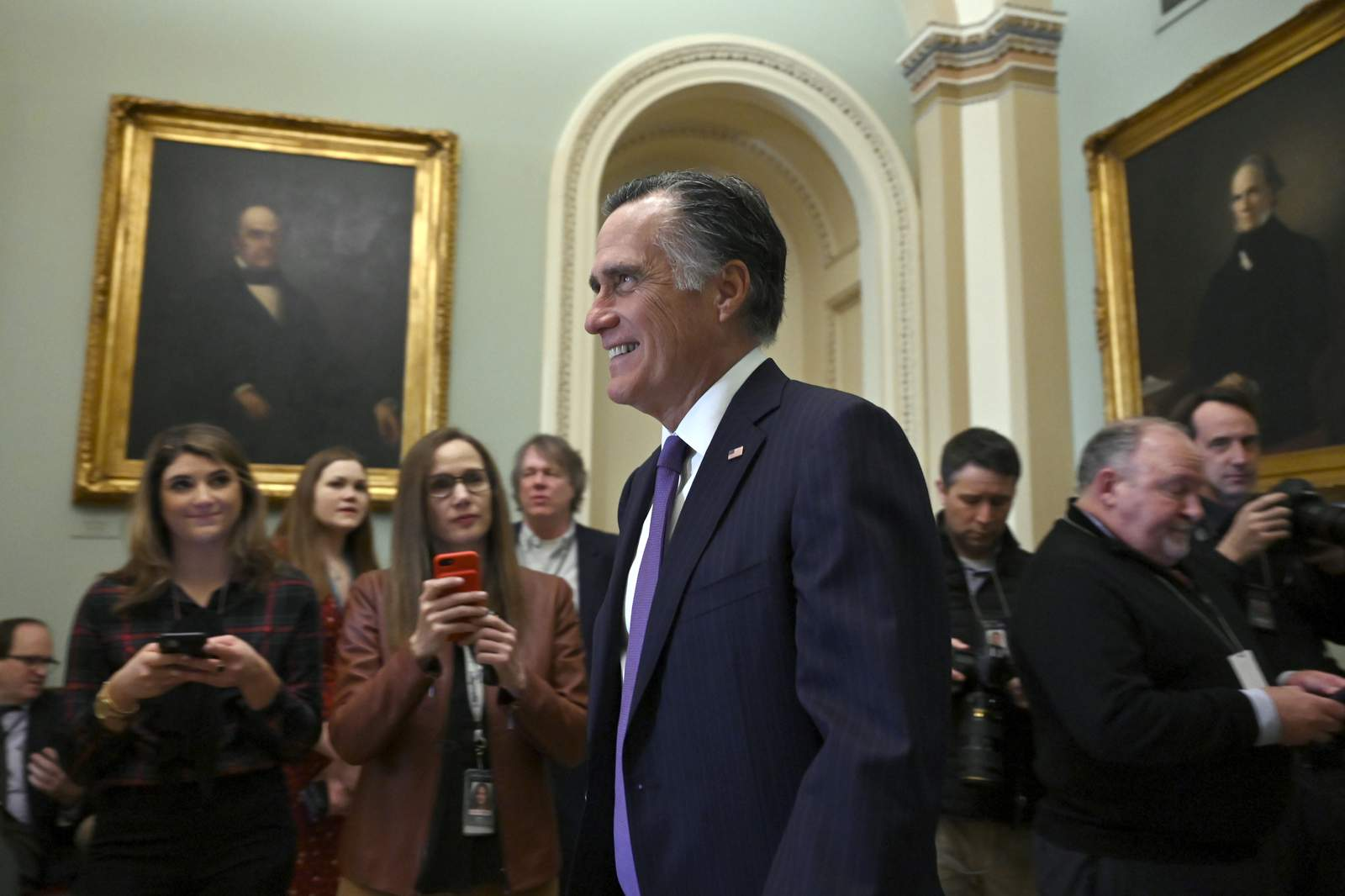 Mitt Romney Suggests Giving $1,000 Checks to Every American Adult as in Response to Coronavirus Pandemic