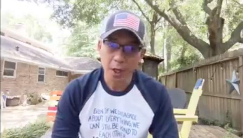 Le Hoang Nguyen, a Vietnamese-America business owner, is facing backlash after buying a Black Lives Matter billboard in Houston.