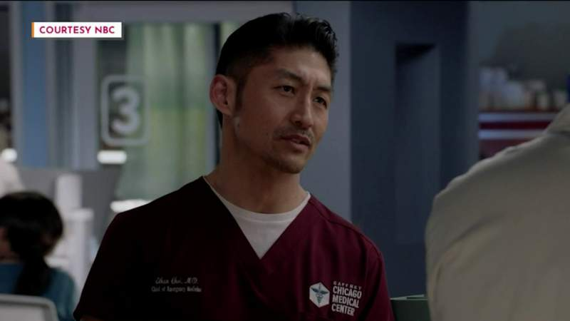 Actor Brian Tee from 'Chicago Med' chats what's still to come for the rest of season 6   HOUSTON LIFE   KPRC 2