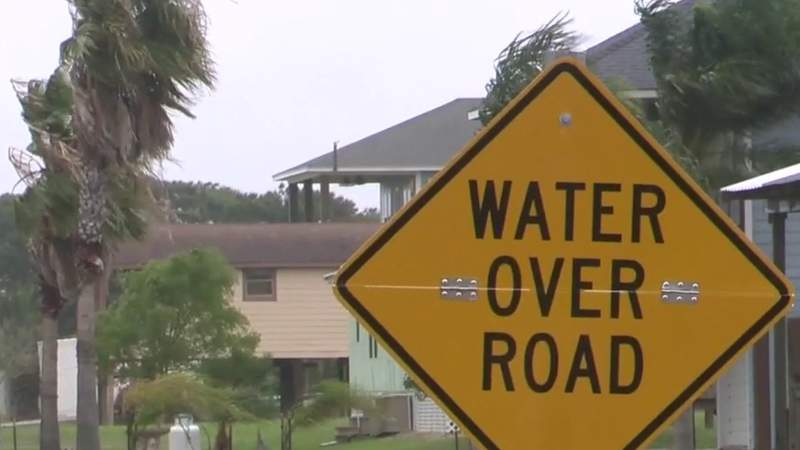 Residents in Port O'Connor prepare for Tropical Storm Beta to make landfall