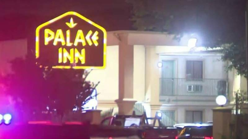 3 dead, including suspect, and 2 injured following shooting at motel in NW Houston