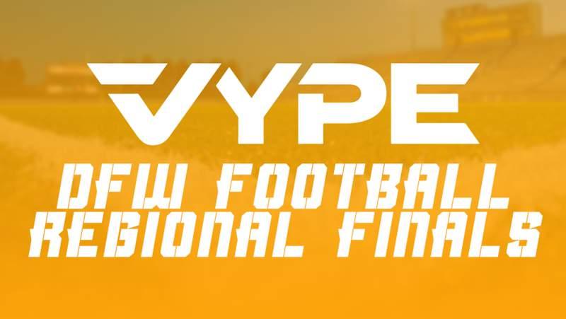 DFW Football: Friday Regional Finals Quick Looks