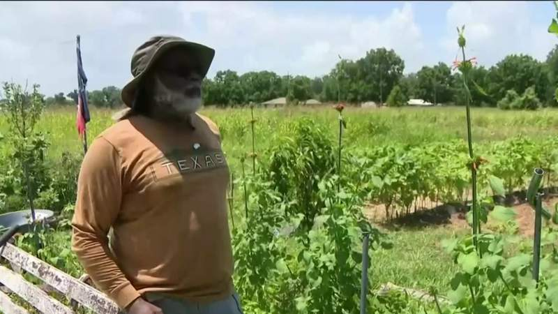 Relief plan for farmers of color