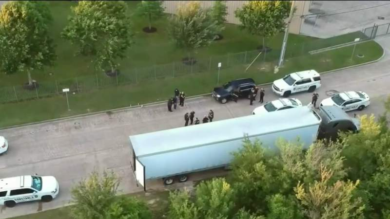 Possible human smuggling attempt found in Katy area