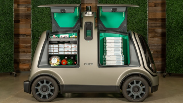 EE. UU. Despeja el camino para este vehículo autónomo sin volante ni pedales 2