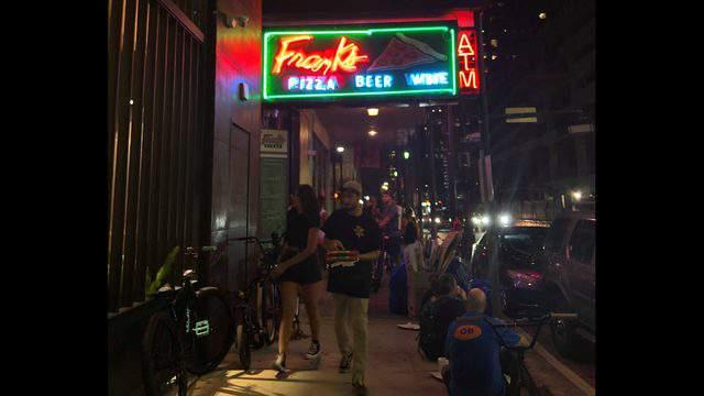 Photo courtesy of Frank's Pizza