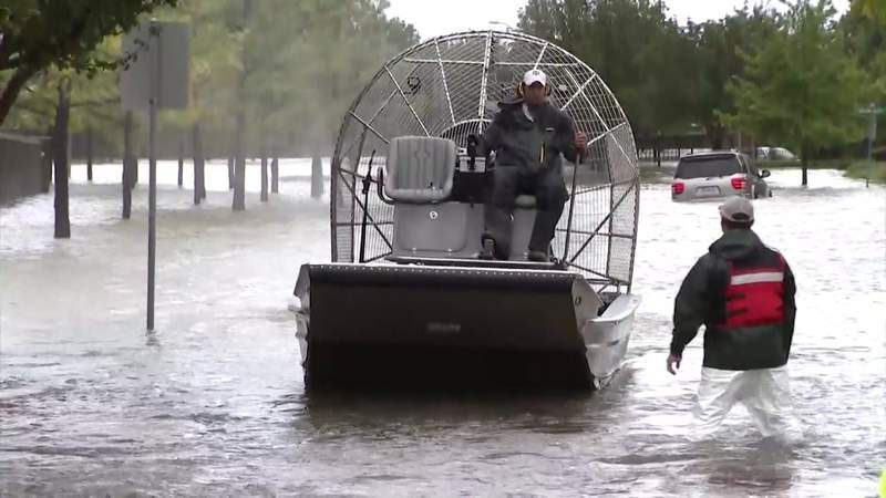 How Houston police and fire crews are preparing for severe weather