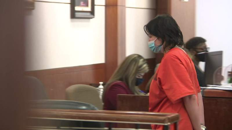 Mother accused of killing 6-year-old son for insurance money appears in court