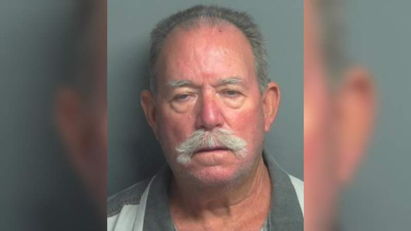 William Guins is seen in this mug shot released by the Montgomery County Precinct 1 Constable's Office on Sept. 1, 2020.