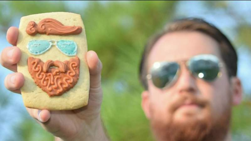 The Bearded Baker in The Heights features custom cookies and cakes with fun, intricate designs | HOUSTON LIFE | KPRC 2