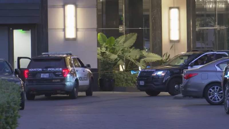 Shooting at Post Oak Hotel