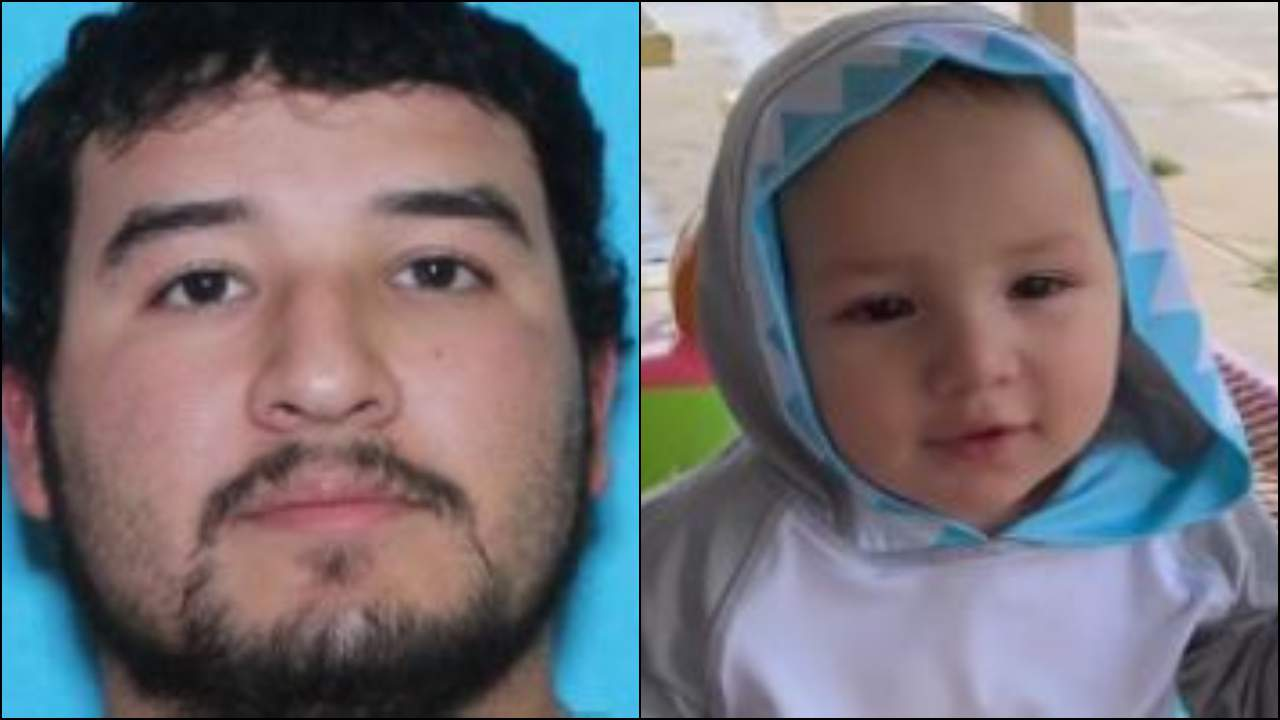 Have You Seen Him Amber Alert Issued For Toddler Missing Out Of Northwest Texas
