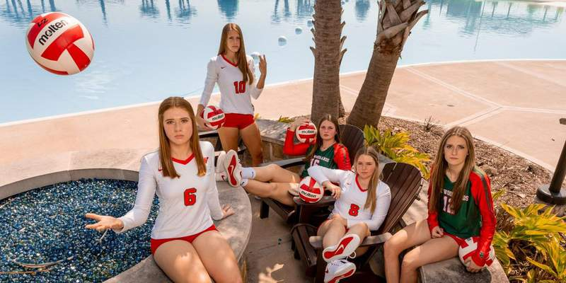 VYPE Volleyball Rankings (8.24): The Woodlands, Barbers Hill top newest rankings