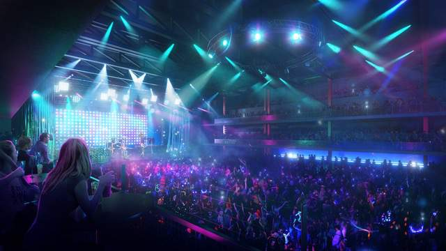 The 5,000-capacity venue is designed with advanced architecture, creating a distinctive experience for artists and fans by replicating the same intimate feel of a small club, according to a release.