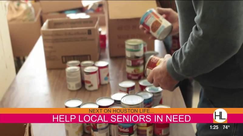 Help Houston-area seniors in need with food donations   HOUSTON LIFE   KPRC 2