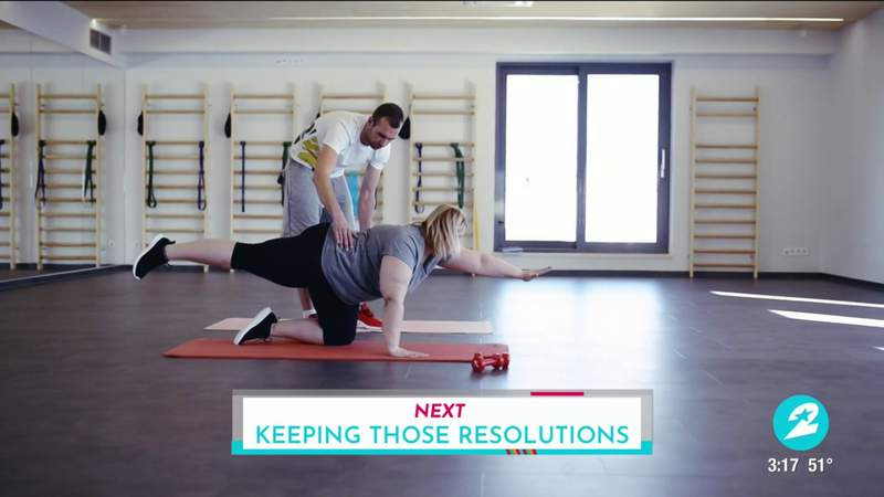 Struggling to keep your resolutions? These tips will keep you on track | HOUSTON LIFE | KPRC2