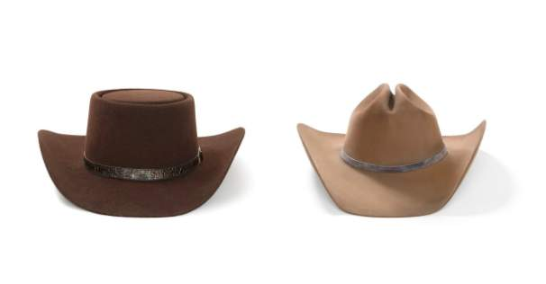 Hats stetson made are where John Stetson