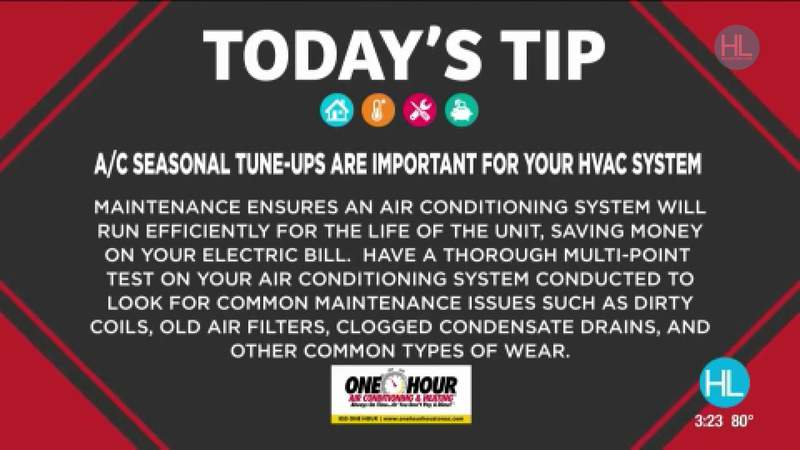 This is why seasonal tune-ups are crucial for your HVAC system | HOUSTON LIFE | KPRC 2