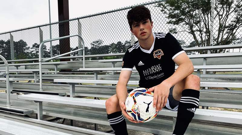 VYPE HYPE: The Woodlands' Tice has seen the world through soccer