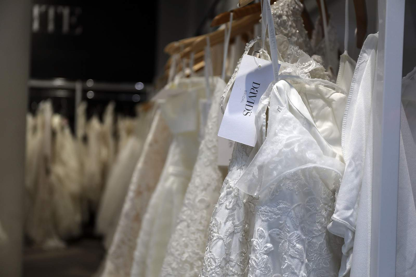 Bridal Gowns Could Be In Short Supply