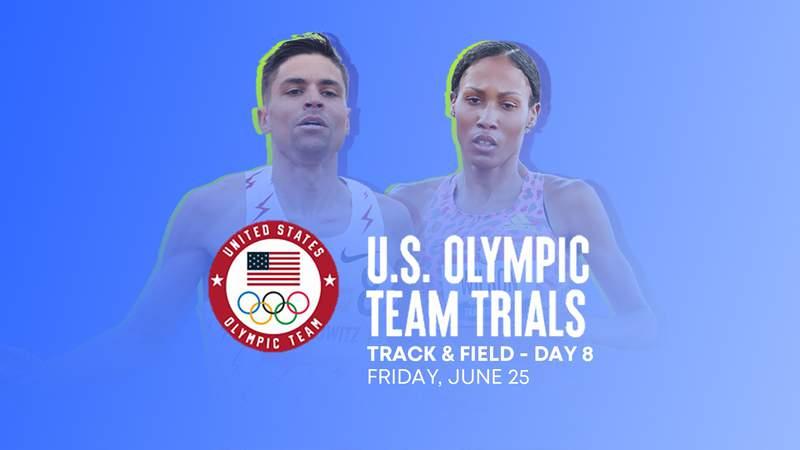U.S. Olympic Track & Field Trials Day 8