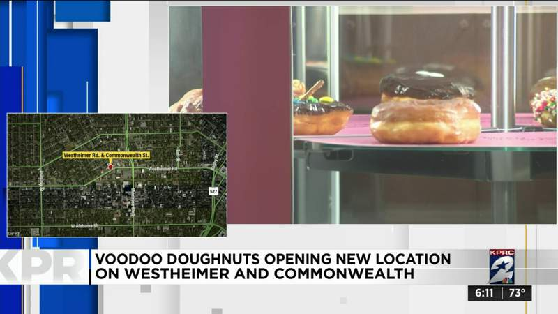 Voodoo Doughnuts opening new location on Westheimer and Commonwealth