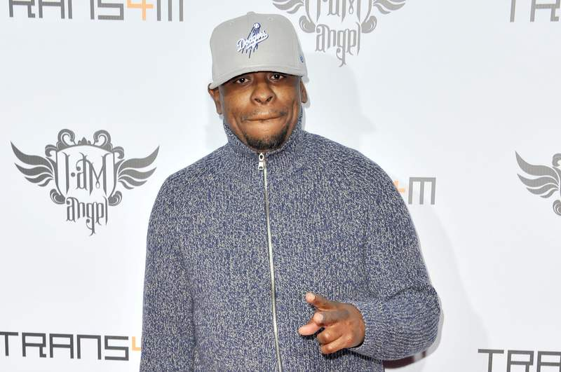 HOLLYWOOD, CA - JANUARY 23:  Rapper Scarface attends the will.i.am hosted third annual TRANS4M concert benefitting the i.am.angel Foundation at Avalon on January 23, 2014 in Hollywood, California.  (Photo by Allen Berezovsky/Getty Images for i.am.angel Foundation)