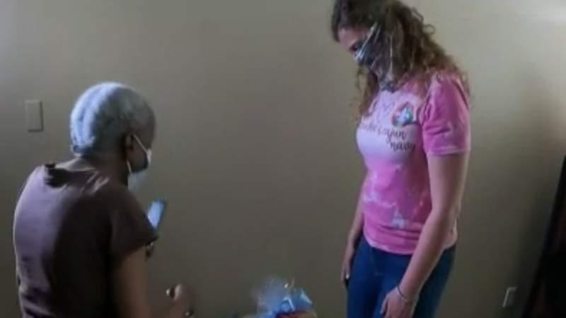 Cajun Navy helps KPRC 2 viewer