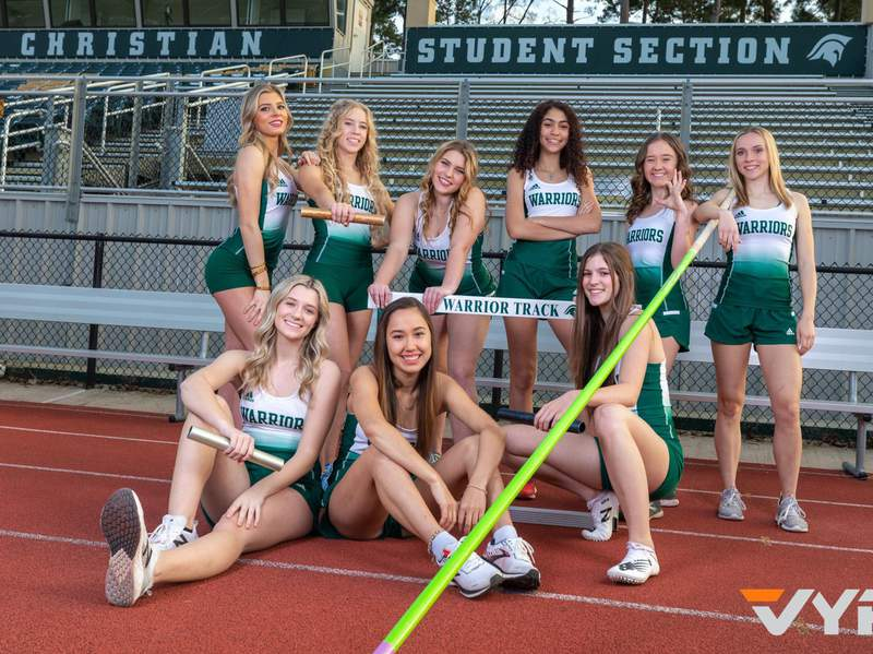 Inside the Program: The Woodlands Christian Academy Women's Track & Field