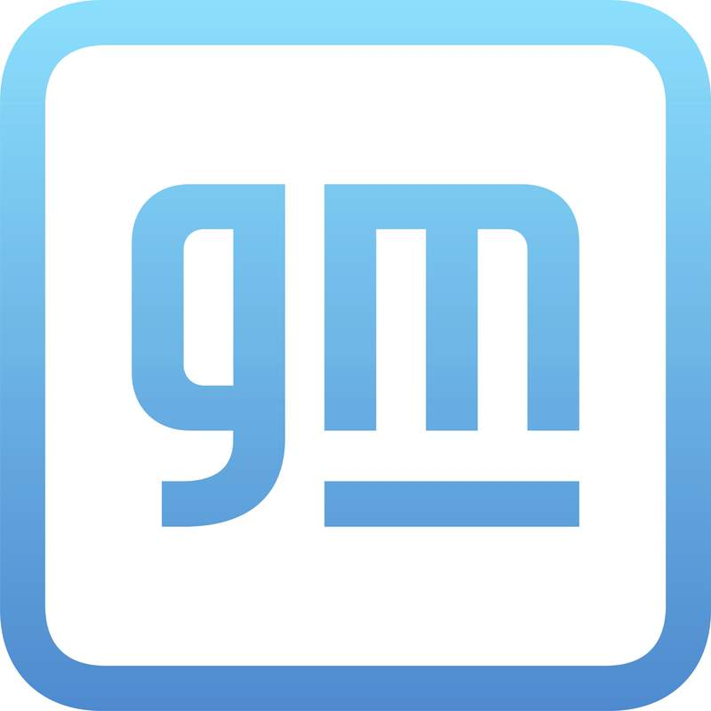 This image provided by General Motors shows the GM Logo.  General Motors says on Thursday, March 4, 2021, its looking for a site to build a second U.S. battery factory with joint venture partner LG Chem of Korea. GM spokesman Dan Flores says the companies hope to have a decision on a site in the first half of the year.   (General Motors via AP)