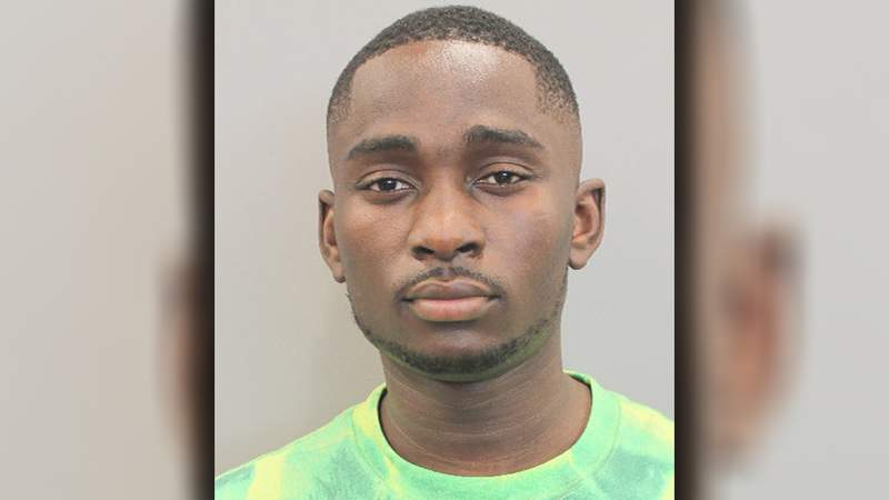 Echezonachukwu Obianefo, 23, was arrested in connection with the theft of a Rolls Royce Cullinan.