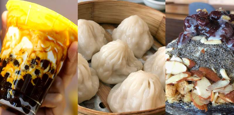 Boba, Xiao Long Bao and Bingsu are just a few of the treats you can find in Houston's bustling Chinatown.