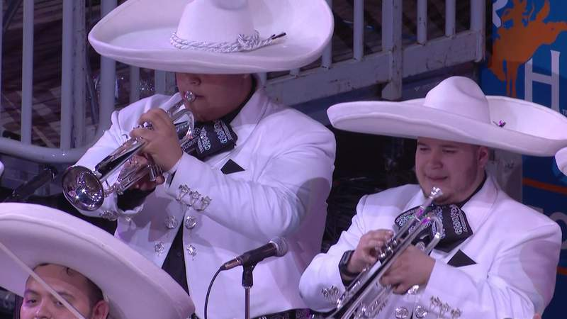 Texans had a blast at the annual Go Tejano Day at the Houston Rodeo. (Houston Livestock Show and Rodeo)
