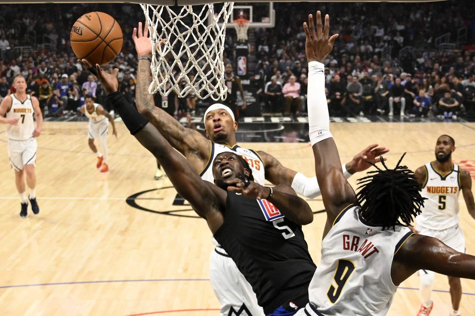 George y Leonard lideran la derrota de Nuggets 132-103 de Los Clippers 57