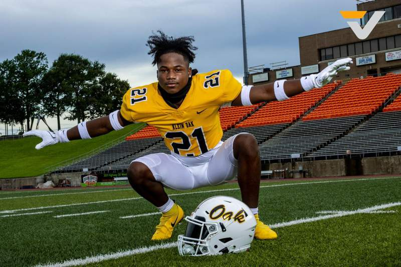 VYPE Houston Defensive Back of the Year Fan Poll presented by Academy Sports + Outdoors