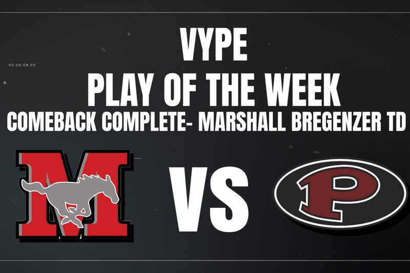 VYPE Live's Week 2 Play of the Week