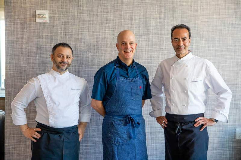 2 new restaurants led by Michelin-starred chefs opening at the MFAH this spring