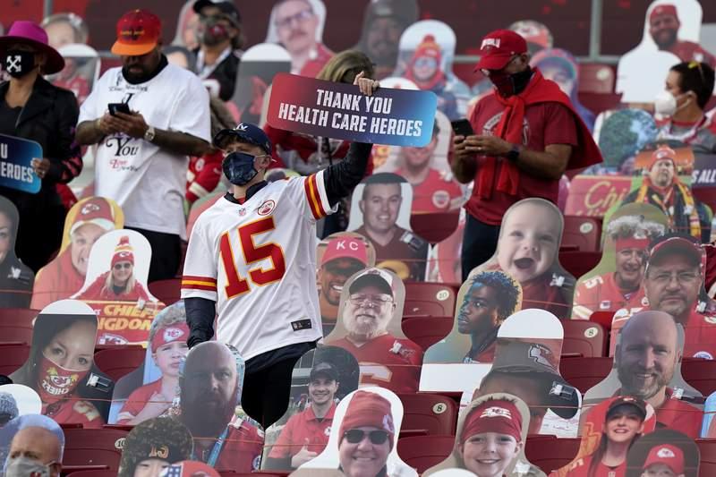 SOCIAL: Viewers raise stadium capacity concerns at Super Bowl LV ...