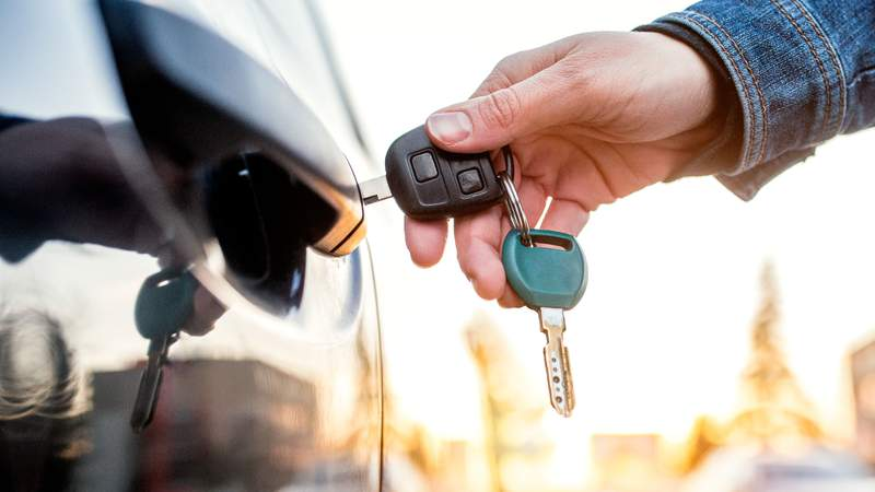 Getting your car roadtrip ready