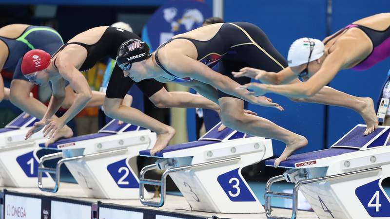 Find out where to watch every heat of the Tokyo Olympics swimming program.