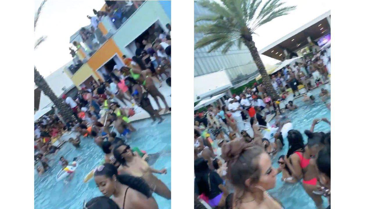 Social media reacts to videos of overcrowded pool party in Houston during coronavirus pandemic