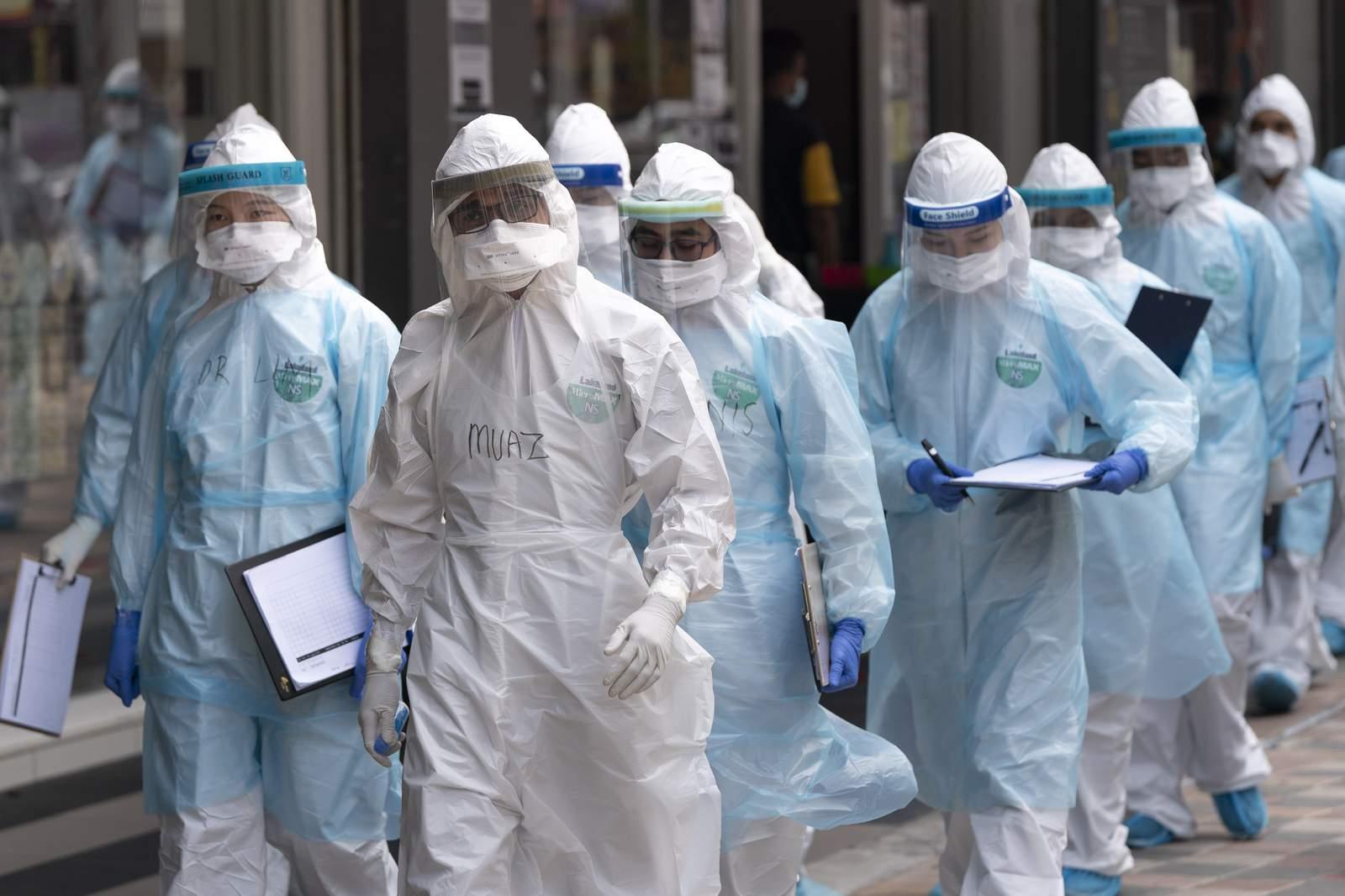 Las muertes por virus de la ciudad de Nueva York superan los 3.200, superando el número de ataques del 11 de septiembre 14
