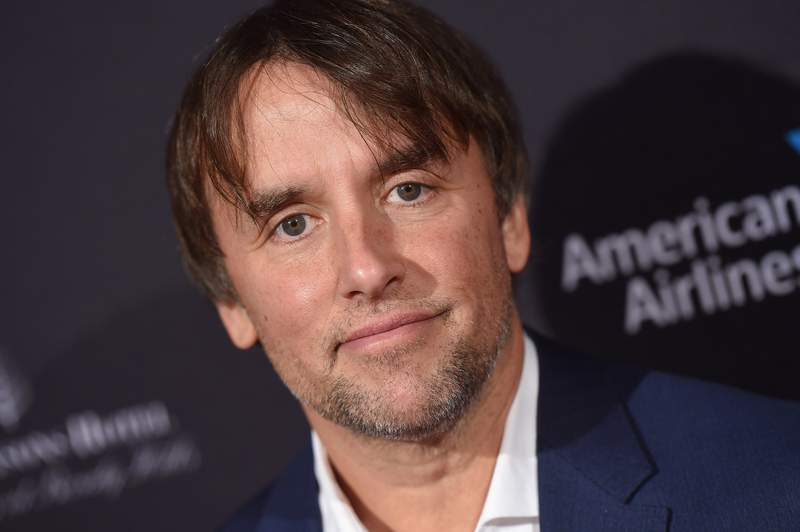 BEVERLY HILLS, CA - JANUARY 10: Director Richard Linklater arrives at the 2015 BAFTA Tea Party at The Four Seasons Hotel on January 10, 2015 in Beverly Hills, California. (Photo by Axelle/Bauer-Griffin/FilmMagic)