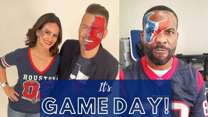 Game Day Faces: Lauren Kelly, Derrick Shore, Keith Garvin