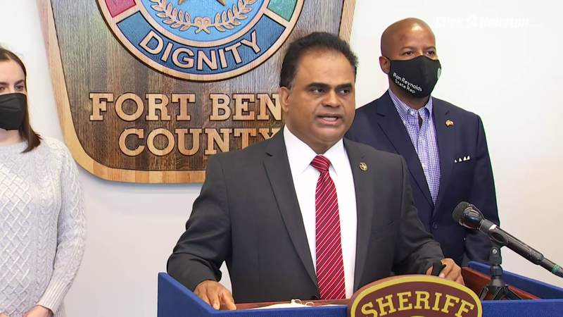 News briefing: Fort Bend officials discuss anti-hate initiatives in support of Asian American community after deadly Atlanta spa shootings