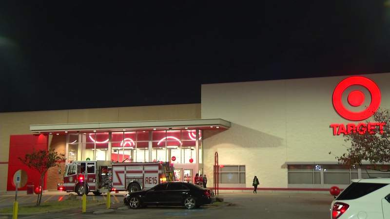 GF Default - Woman attacked, robbed in Target parking lot