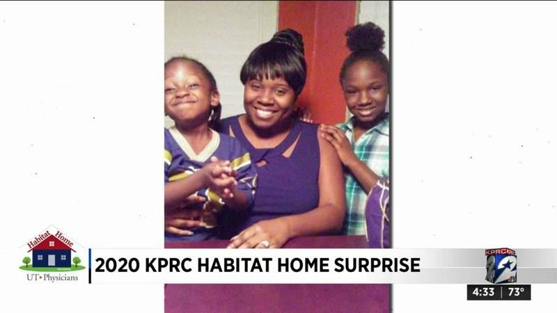 2020 KPRC 2 Habitat for Humanity surprise