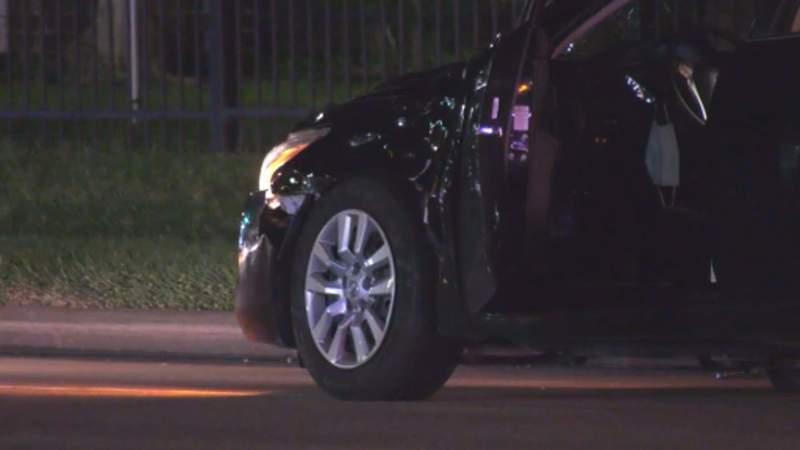 HCSO: Pedestrian struck by vehicle in W Harris County