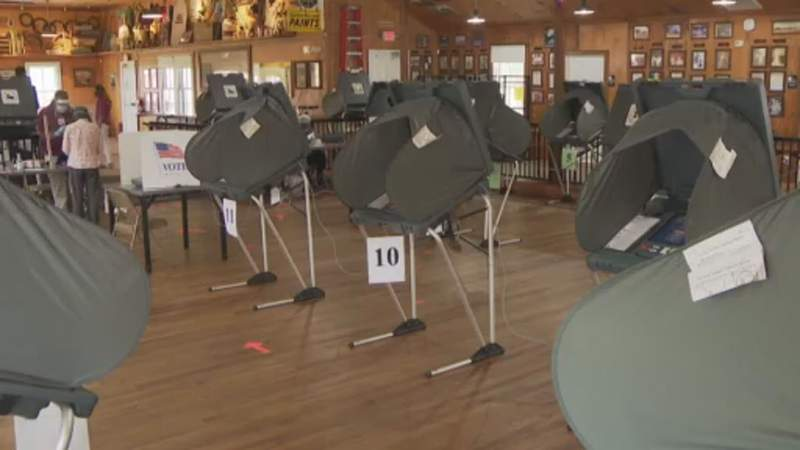 Pandemic voting safety concerns